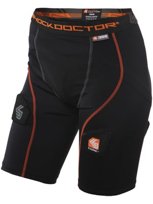 Shock Doctor Women's Core Comp Hockey Jill Short