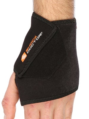 Shock Doctor Wrist Compression Wrap-One Size Fits All