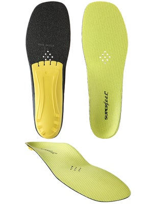 SuperFeet Synergizer Insoles Hockey Yellow
