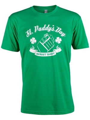 St Paddy's Day Wrist Shot Shirt