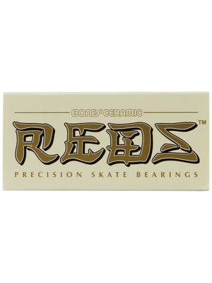 Bones Super Reds Ceramic Bearings 608 16 Pack