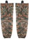 Reebok Edge SX100 Ice Socks Camo Jr