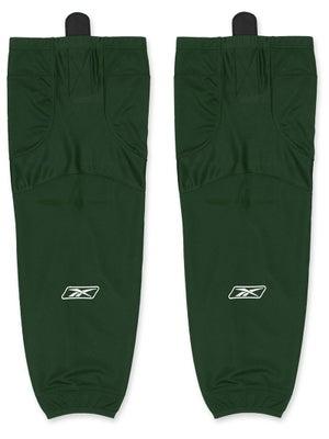 Reebok Edge SX100 Ice Socks Dark Green Sr & Int