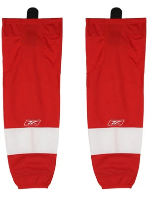 Detroit Red Wings Reebok Edge Hockey Socks Sr & Int
