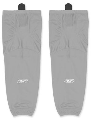 Reebok Edge SX100 Ice Socks Grey Sr & Int