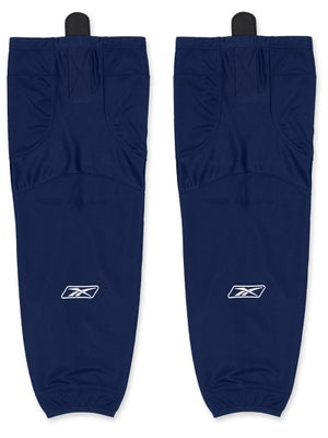 Reebok Edge SX100 Ice Socks Navy Sr & Int