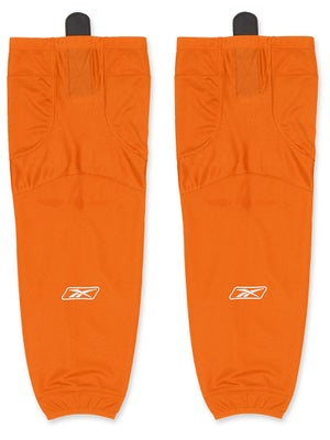 Reebok Edge SX100 Ice Socks Orange Sr & Int