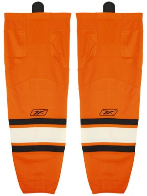 Philadelphia Flyers Reebok Edge Hockey Socks Jr