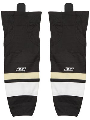 Pittsburgh Penguins Reebok Edge Hockey Socks Jr
