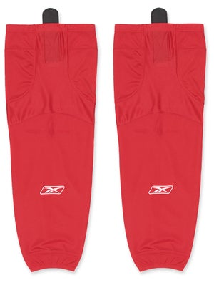 Reebok Edge SX100 Ice Socks Red Jr