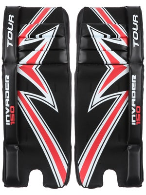 Tour Invader 150 Goalie Leg Pads Yth 23