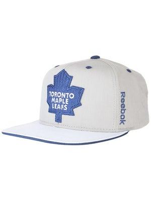 Toronto Maple Leafs Reebok Center Ice Snapback NHL Hat 468dcc17a11