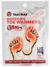 Toe Warmers  1 Pair