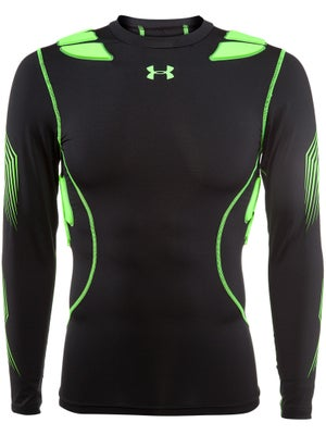 Under armour gameday armour l s grip hockey shirt sr for Under armor hockey shirt