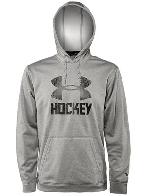Under Armour Hockey Wordmark Storm Hoodie Sweatshirt Sr