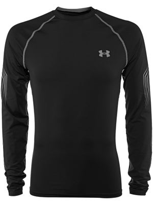 Under Armour Purestrike Grippy Fit L/S Hockey Shirt Sr