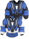 Vaughn V7 XR Pro Carbon Goalie Chest Protectors Sr