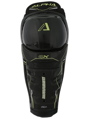 7e3f9d23233 Warrior Alpha QX Shin Guards Youth
