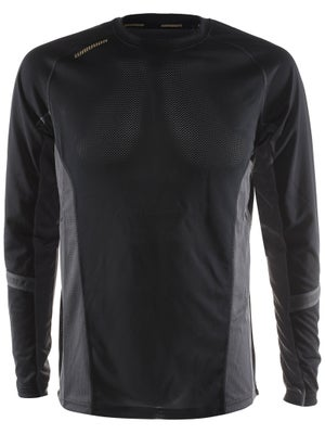 Warrior Covert Perf Fitted L/S Grip Hockey Shirt Sr