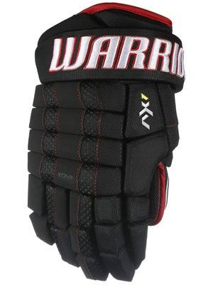 Warrior Dynasty AX1 4 Roll Hockey Gloves Sr