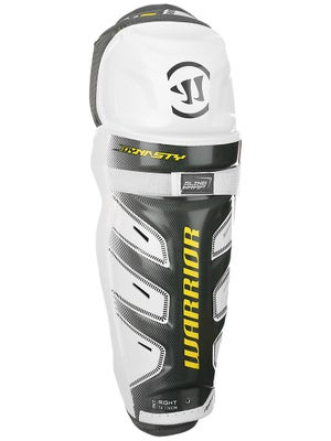 Warrior Dynasty AX2 Hockey Shin Guards Int