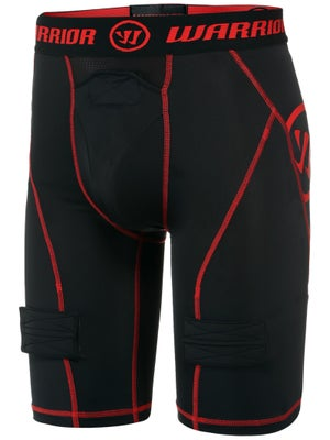 Warrior Nutt Hutt Ice Comp Hockey Jock Short Jr