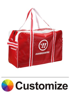 Custom Warrior Player Hockey Bags
