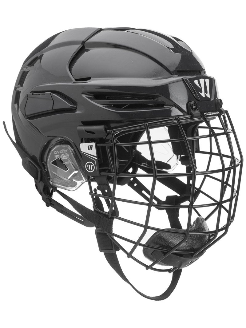Warrior Krown PX2 Hockey Helmets w/Cage