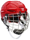 Warrior Krown PX3 Hockey Helmets w/Cage