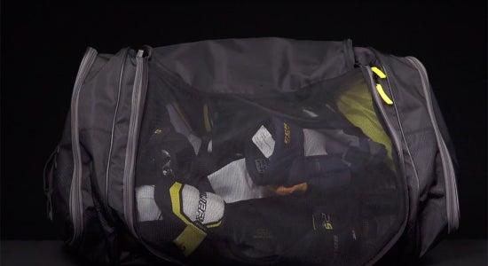 Hockey Gear Wheeled Bags Ice Warehouse